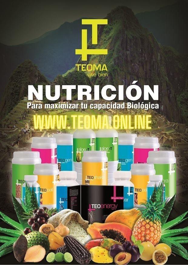 TEOMA NUTRICION